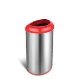 Red Kitchen Trash Cans You\'ll Love in 2020 | Wayfair