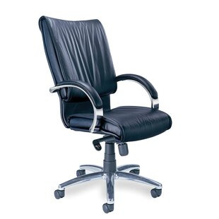 Mayline Group President Leather Executive Chair