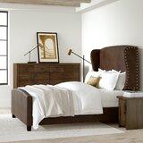 Progreso Queen Upholstered Standard Bed by Greyleigh™