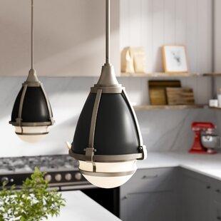 Brayden Studio Duval 1-Light Cone Pendant