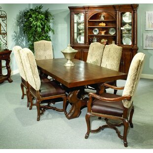 Monterey Extendable Solid Wood Dining Table by Eastern Legends