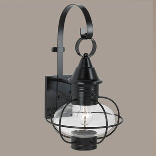 Lyla 1-Light Outdoor Wall Lantern