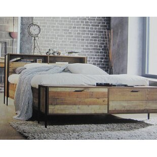 Maher Storage Platform Bed by Union Rustic