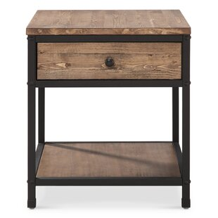 Clara Marie End Table by A..