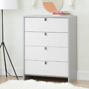 Low priced Cookie 4 Drawer Chest by South Shore Reviews (2019) & Buyer's Guide