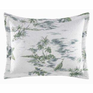 Sailaway Cotton Lumbar Pillow