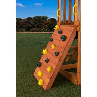 SWING SET STUFF TEXTURED ROCK HOLDS SET OF 12 MOUNTING HARDWARE PINK child 0013