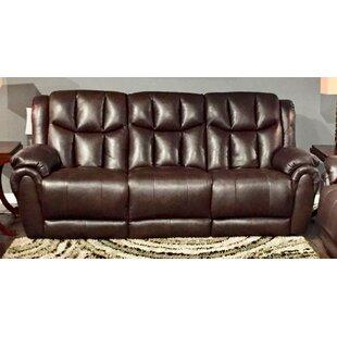 High Profile Recliner Sofa