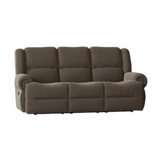 Shop Neysa Reclining Sofa by Red Barrel Studio