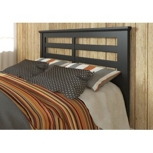 Arison Full/Queen Slat Headboard by Alcott Hill