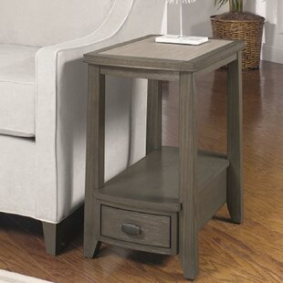 Dunhill End Table with Storage..