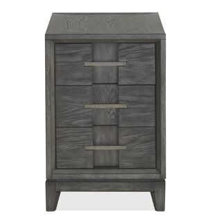 Diehl End Table with Storage