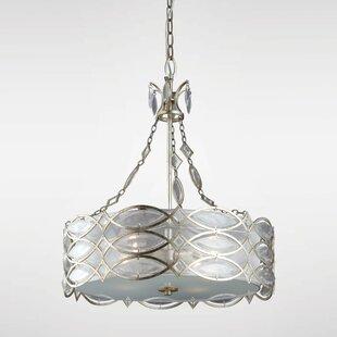Rosdorf Park Bilgarrie 1-Light Pendant