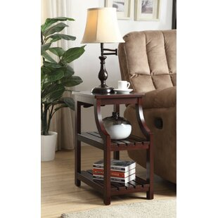 Krish End Table with Storage