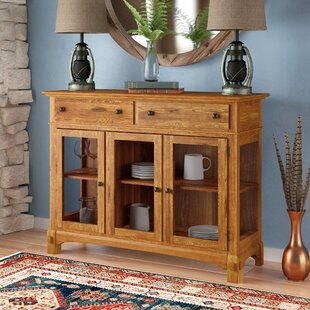 reputable site 68609 a85e3 Solid Wood Sideboards & Buffets You'll Love | Wayfair