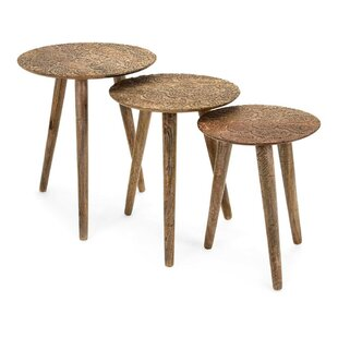 Foundry Select Auerbach 3 Piece Nesting Tables