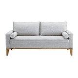 Adavion 70.3'' Square Arm Loveseat by Ebern Designs