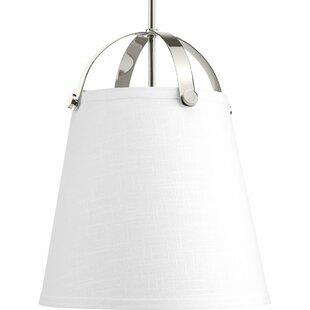 Darby Home Co Queenie 2-Light Cone Pendant