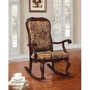 Valdovinos Rocking Chair by Astoria Grand