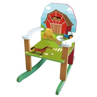 Price comparison Kids Rocking Chair ByHomeware