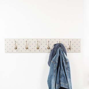Beverly Wall Mounted Coat Rack By August Grove