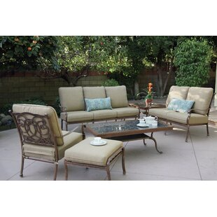 Dolby 6 Piece Sofa Set with Cushions