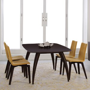 Kira Extendable Dining Table by Saloom Fu..