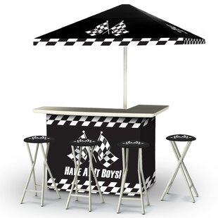 Best of Times Have At It Boys 8 Piece Bar Set
