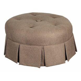 Ava Cocktail Ottoman by Leffler Home