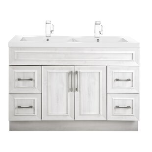 1 Cutler Kitchen Bath Clic 48 Double Vanity Set