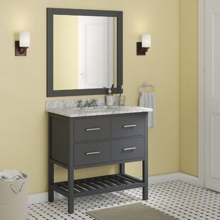 Shop For Middletown 36 Single Bathroom Vanity Set with Mirror By Andover Mills