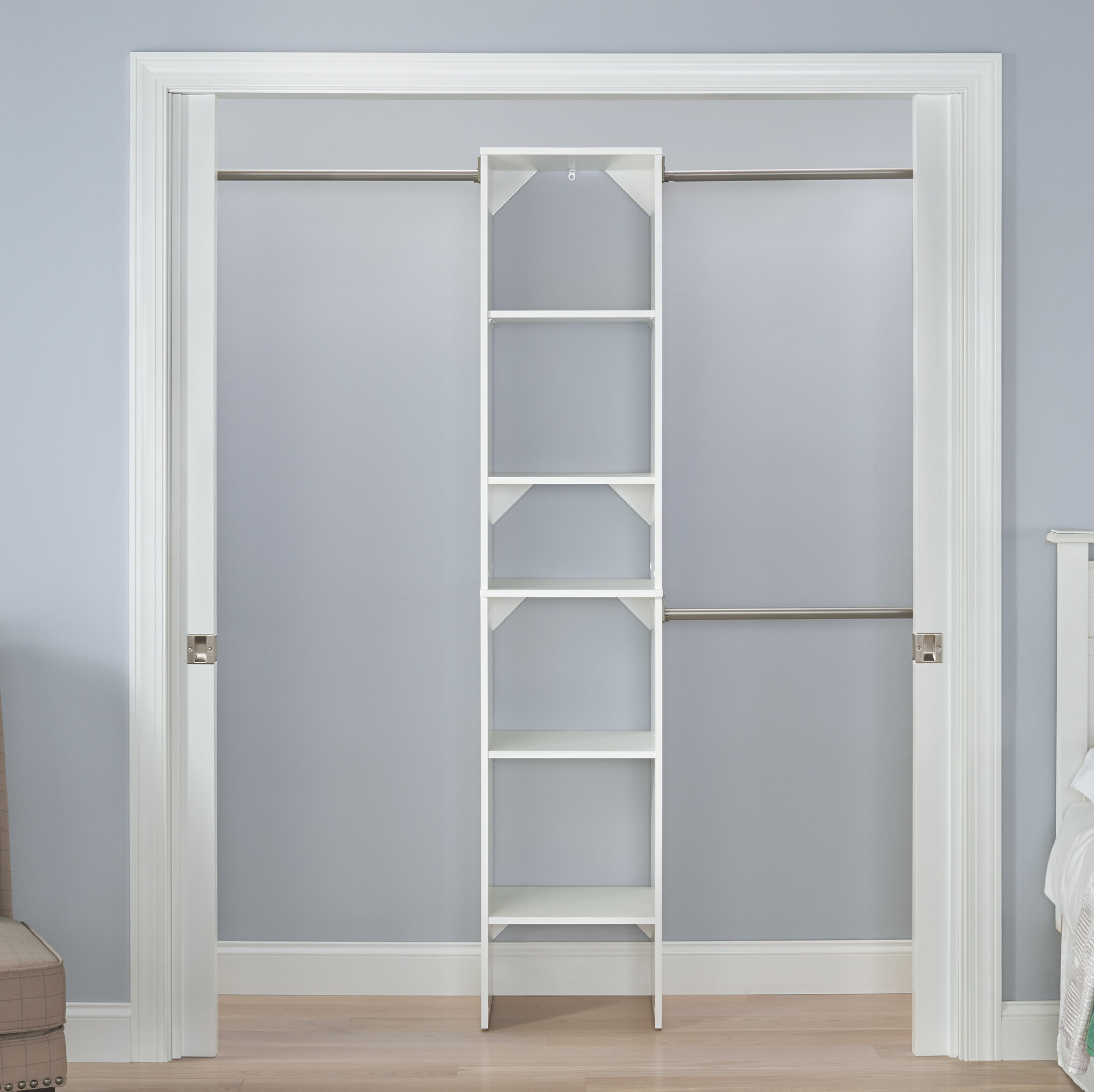 Walk In Closet Systems You Ll Love In 2020 Wayfair