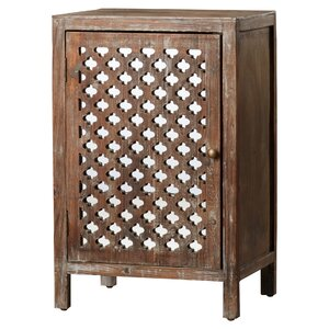 Heidi End Table With Storage