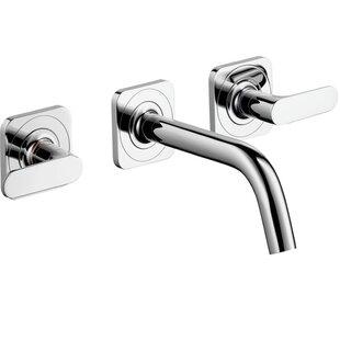 Axor Axor Citterio M Wall Mounted Widespread Faucet