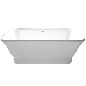Aqua Eden Soaking Bathtub