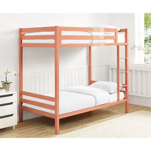 Affordable Fabia Twin Standard Bunk Bed by Mack & Milo Reviews (2019) & Buyer's Guide