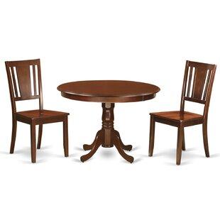Artin 3 Piece Dining Set Andover Mills