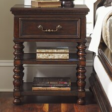 Kilimanjaro 1 Drawer Nightstand by Lexington