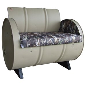 Dead Right There True Timber Camo Armchair b..
