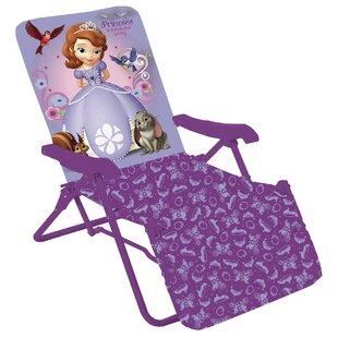 Sofia First Kids Lounge Chair
