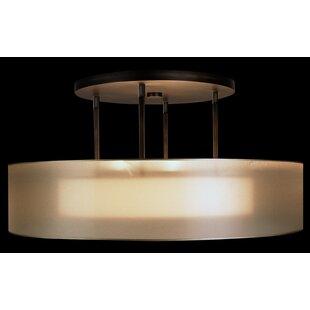 Fine Art Lamps Quadralli 3-Light Pendant