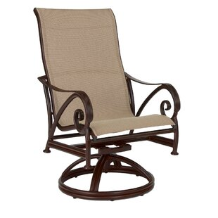 Lucerne Sling Swivel Rocking Chair by Leona Read Reviews