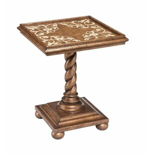Dickert End Table by Astoria Grand
