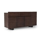 Tennille Modern Wood Sideboard by Foundry Select