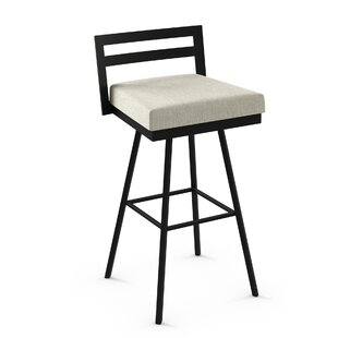 Shine 30 Swivel Bar Stool Ivy Bronx