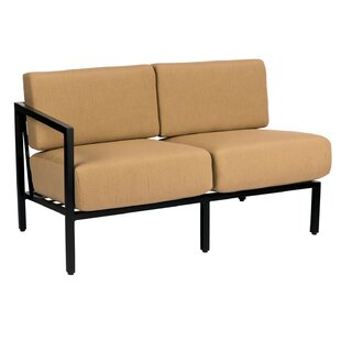 Salona Left Arm Loveseat by Woodard 2019 Online