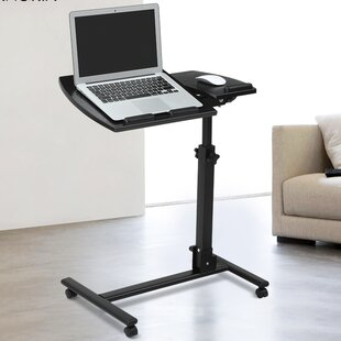 Symple Stuff Alder Height Adjustable Stan..