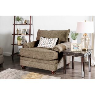 Elks Chair and a Half by Darby Home Co