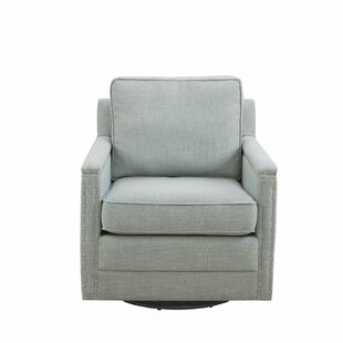 Bourgoin Swivel Glider By Willa Arlo Interiors