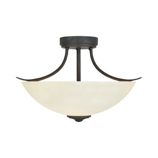 Amee 2-Light Semi Flush Mount ..